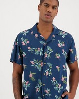 Men's Tristan Slim Fit Shirt -  pink
