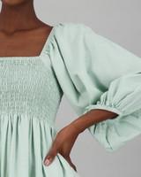 Women's Laney Dress -  sage