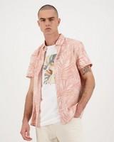 Men's Frank Slim Fit Shirt -  pink