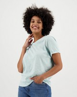 Women's Juniper T-Shirt -  mint