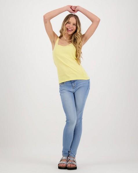 Women's Sophie Cami -  yellow