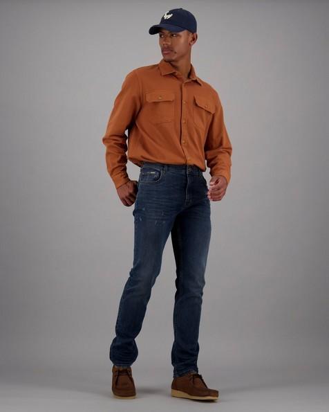 Men's Mayson Slim Denim -  indigo