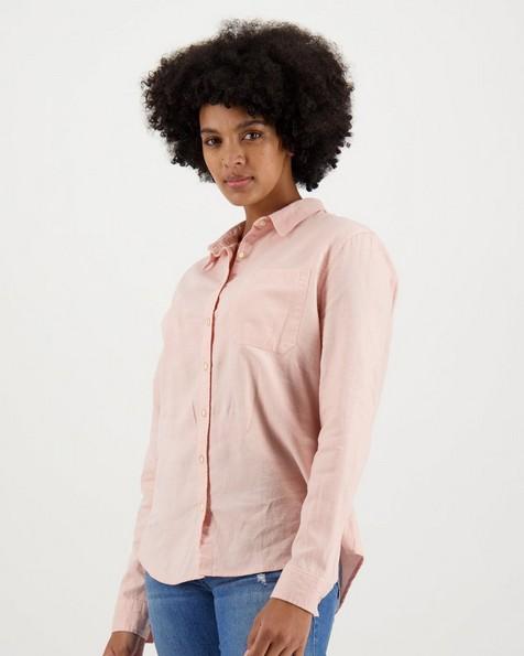 Women's Ellen Shirt -  palepink
