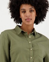 Women's Ellen Shirt -  lightolive