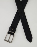 Men's Fisher Belt -  black