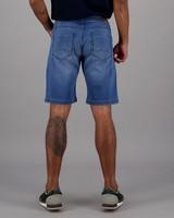 Men's Miles Denim Shorts -  midblue