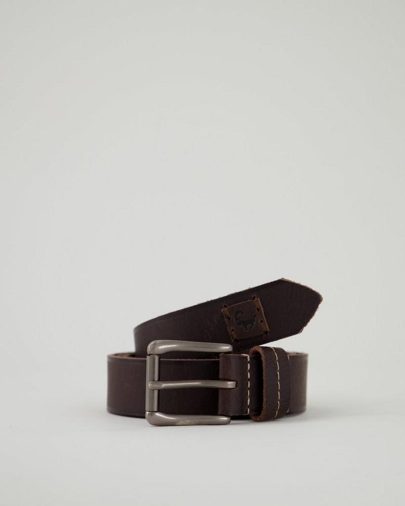 Men's Scout Belt -  brown