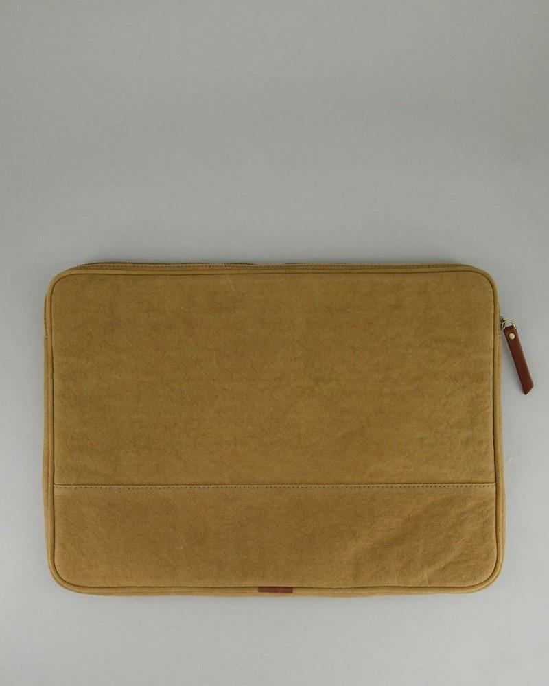 Men's Lars Laptop Sleeve -  brown