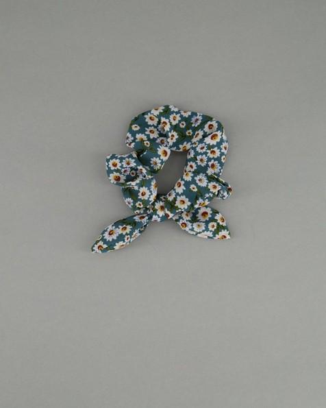Women's Jessica 2-Pack Scrunchie Hair Ties -  yellow