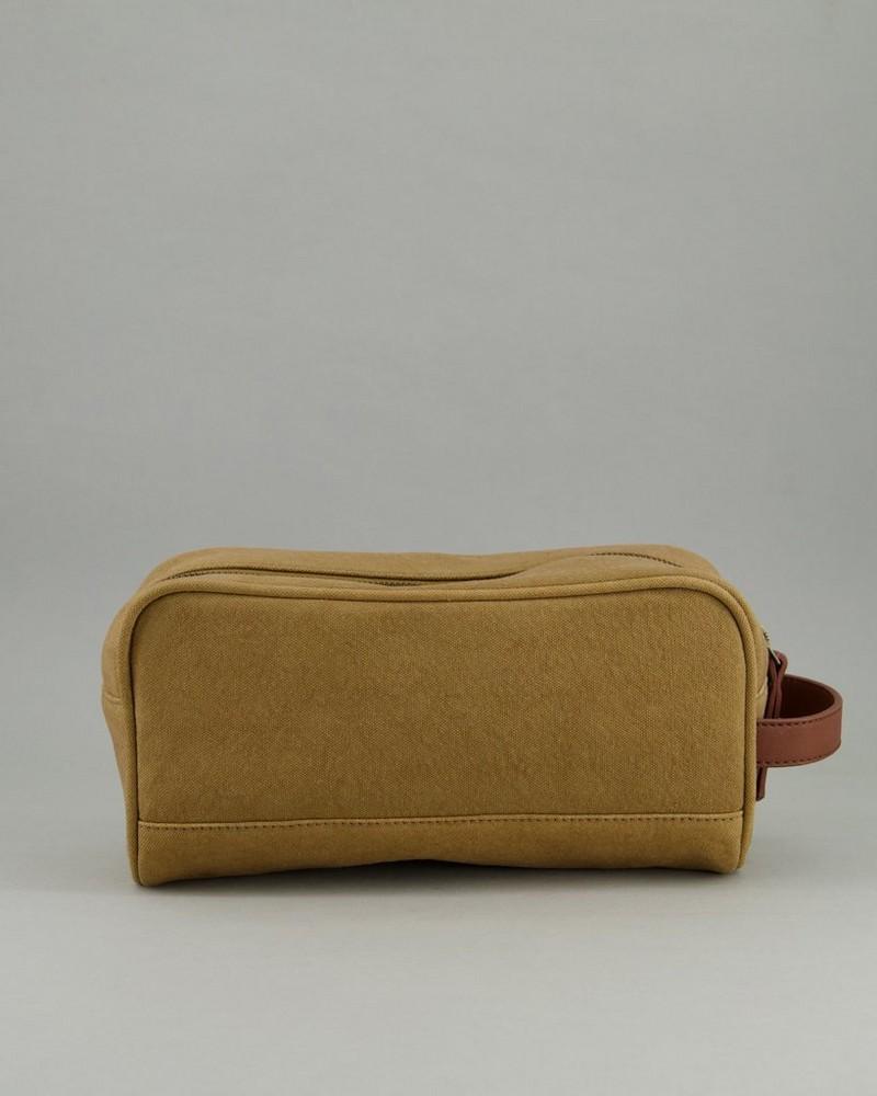 Men's Xander Toiletry Bag -  brown