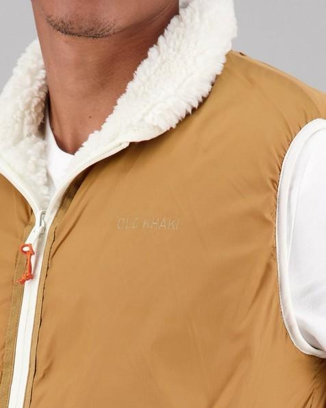 Men's Jett Reversible Bomber Jacket -  milk