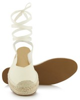 Women's Saski Shoe -  bone