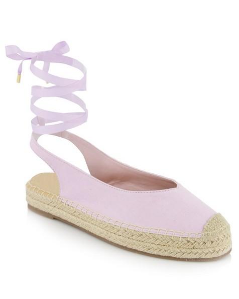 Women's Saski Shoe -  lightlilac