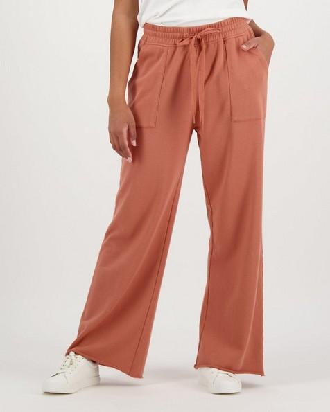 Women's Sasha Sweatpants -  rust