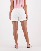 Women's Alissa Chino Shorts -  white