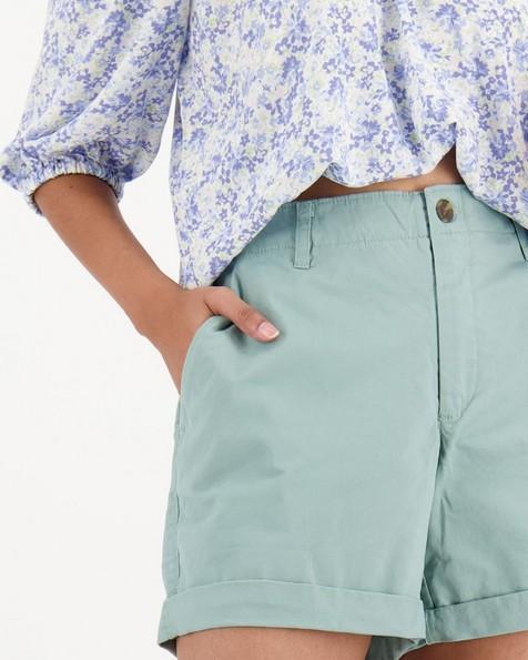 Women's Alissa Chino Shorts -  sage