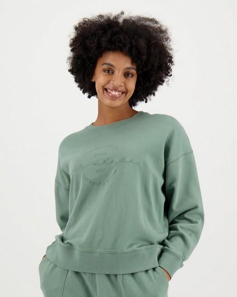Women's Toni Sweat -  mint
