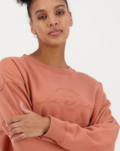 Women's Toni Sweat -  rust