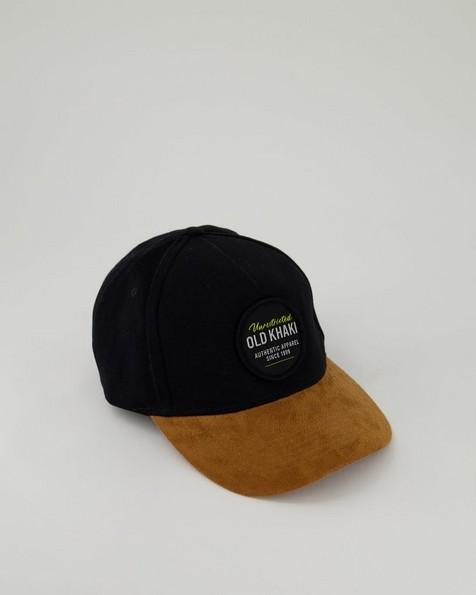 Men's Kagiso Cap -  black