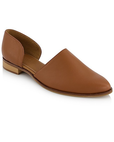 Women's Evie Shoe -  tan