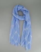 Women's Rissa Scarf -  blue