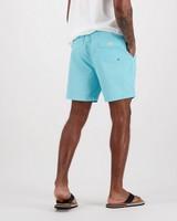 Men's Bash Swim Shorts -  aqua