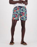 Men's Turner Swim Shorts -  navy