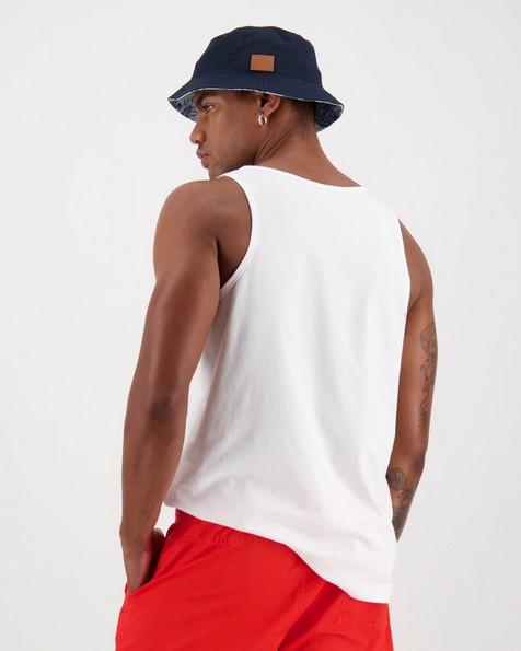 Men's Greyson Vest -  white