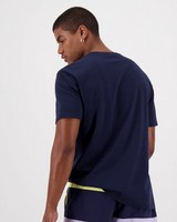 Men's Byron Relaxed Fit T-Shirt -  navy