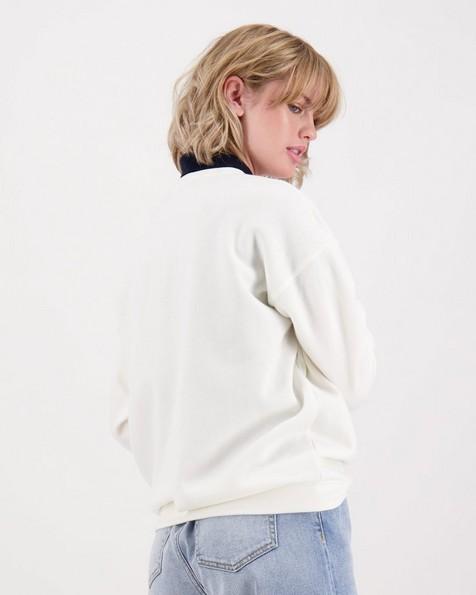 Women's Courtney Sweat -  white
