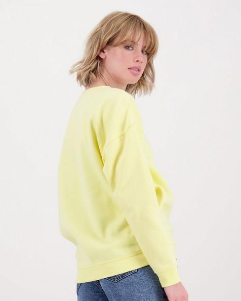 Women's Courtney Sweat -  yellow