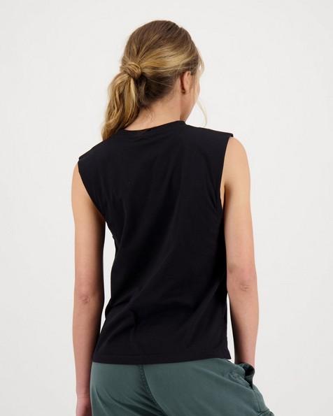 Women's Jovie Tank Top -  black