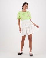 Women's Teagan T-Shirt -  lime