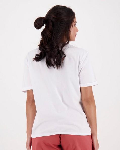 Women's Sesethu T-Shirt -  white
