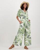 Women's Thuli Pants -  green