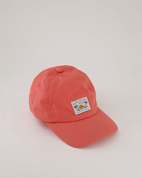 Men's Pierce Cap -  coral
