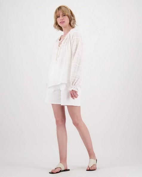 Women's Jordan Blouse -  white