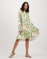 Women's Audrey Tiered Dress -  assorted