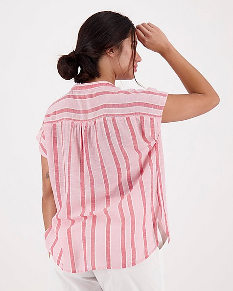 Women's Heather Blouse -  assorted