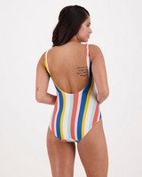 Women's Bondi One-Piece Swimsuit -  assorted