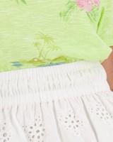 Women's Amara Skirt -  milk