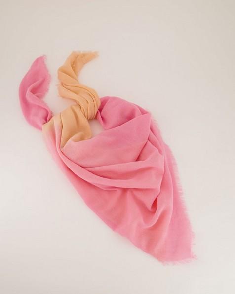 Women's Tassie Scarf -  pink