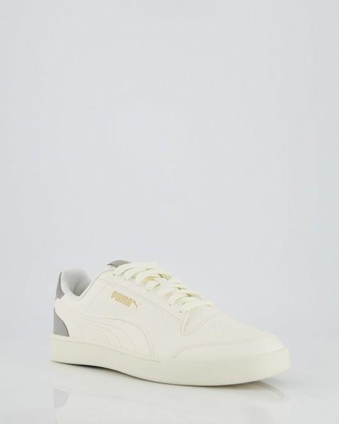 Men's Puma Shuffle Whisper Sneaker -  white
