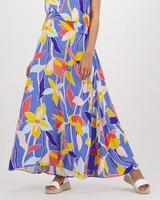 Women's Leora Skirt -  blue
