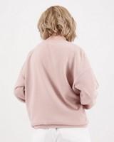 Women's Balma Sweat -  dustypink