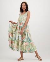 Women's Bella Tiered Dress -  assorted