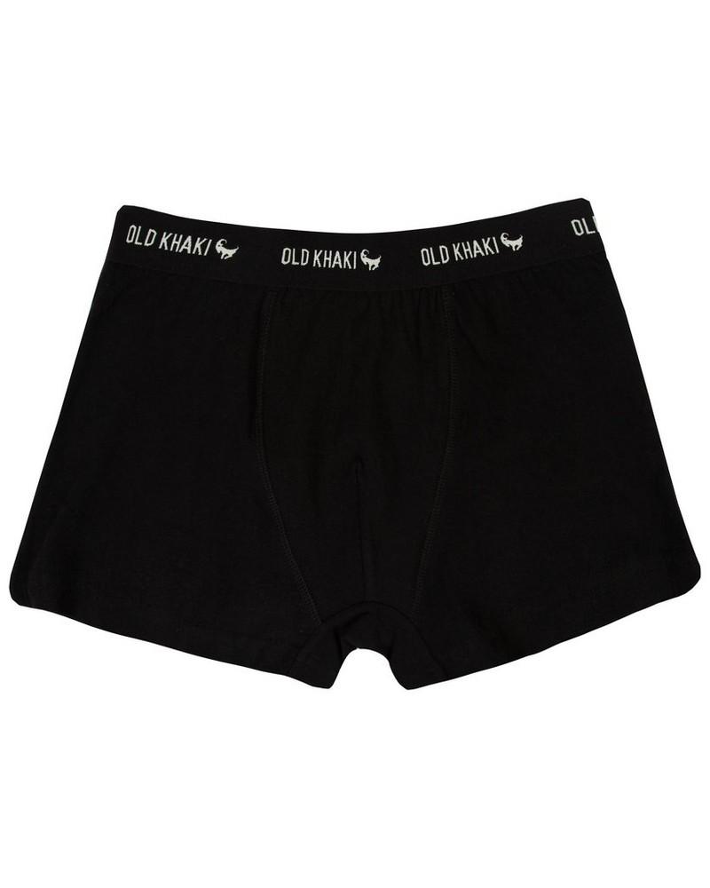 Old Khaki Men's 2-Pack Underwear -  white-black
