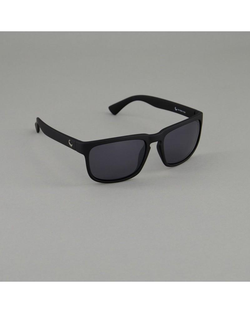 Old Khaki Polarised Men's Lounger Sunglasses -  black-black