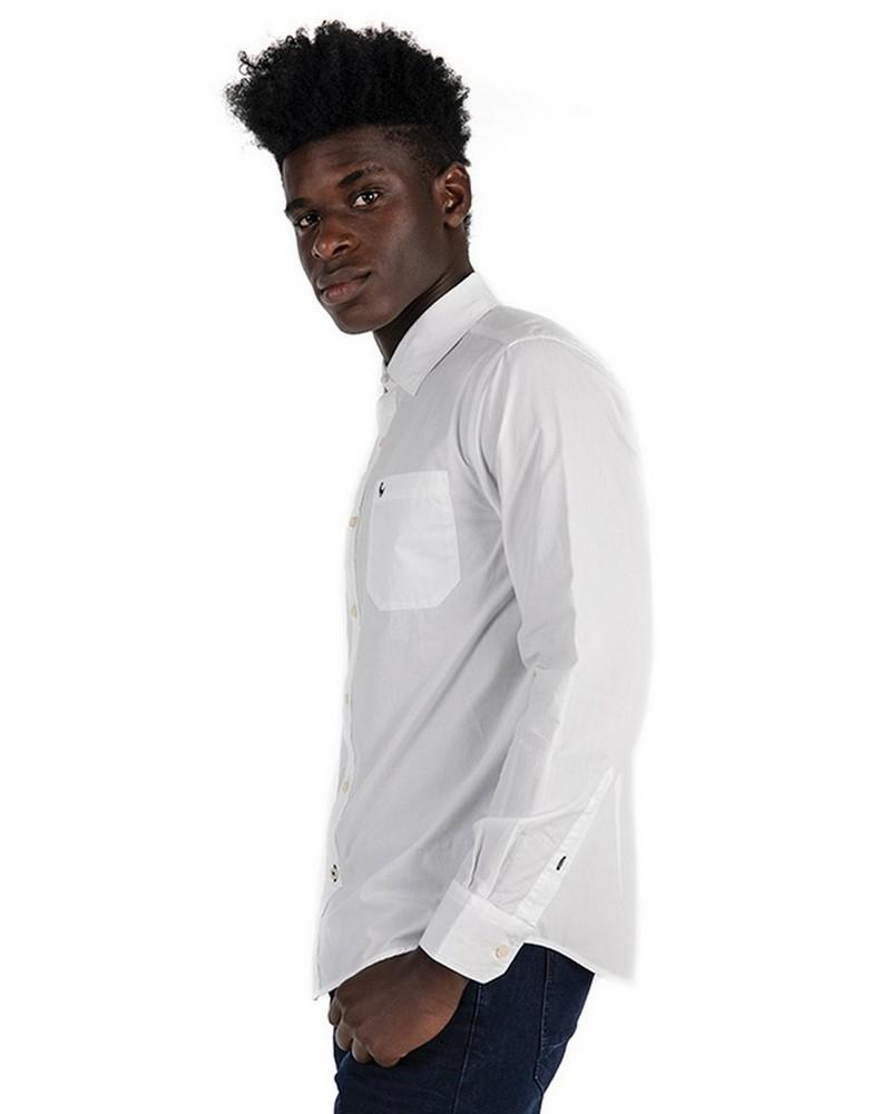 Jonathan Men's Slim Fit Shirt -  white