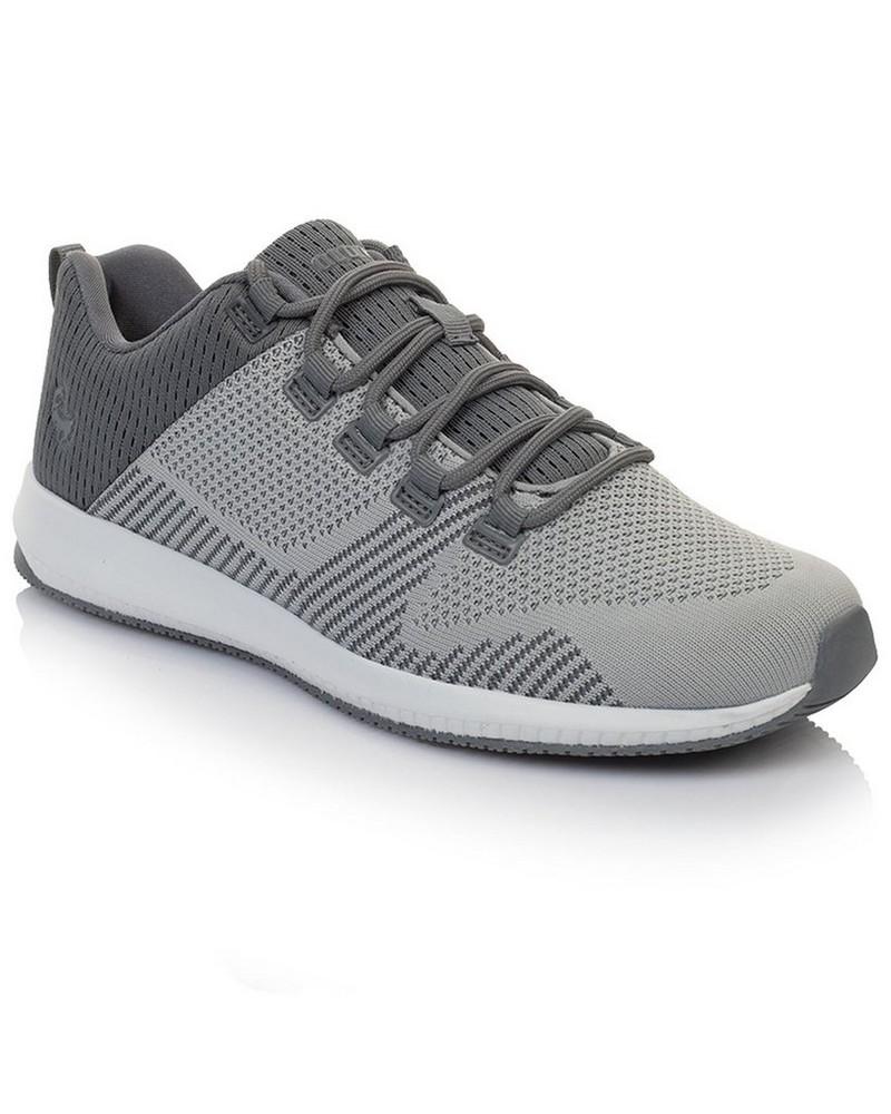 Old Khaki Men's Steve Shoe -  white-grey